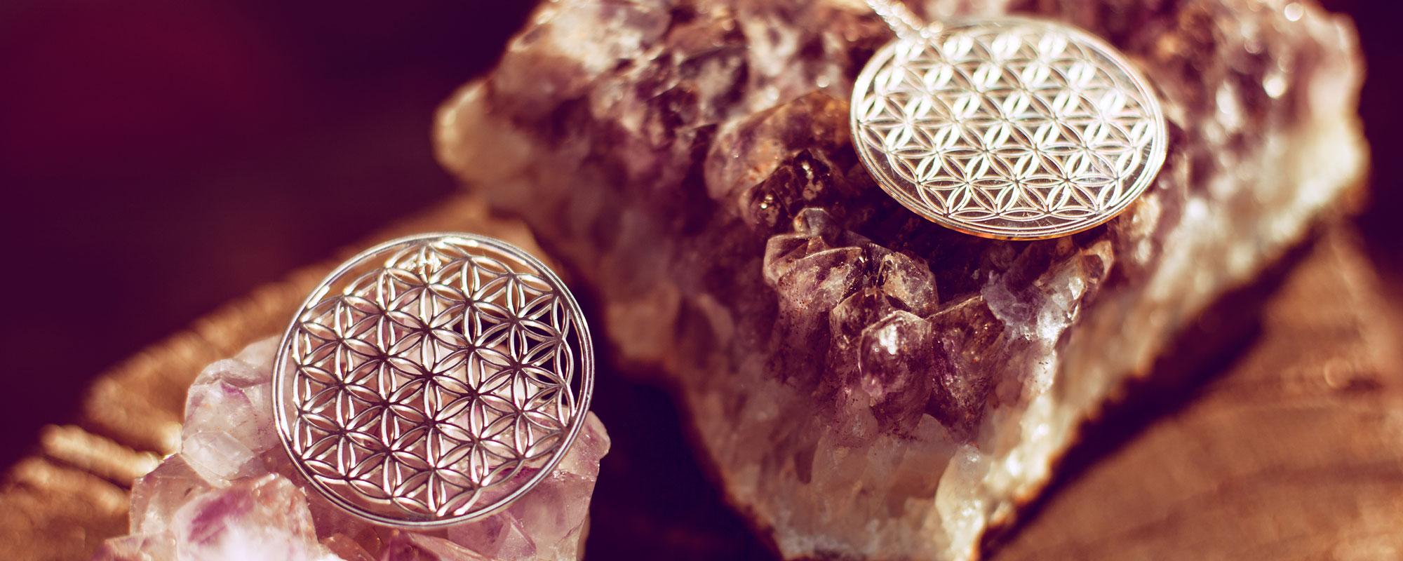 Bijoux fleur de vie