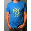 VIBRATION - T-shirt col rond - Logo vert
