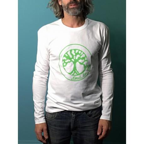 GANGE - T-shirt ML - Logo vert