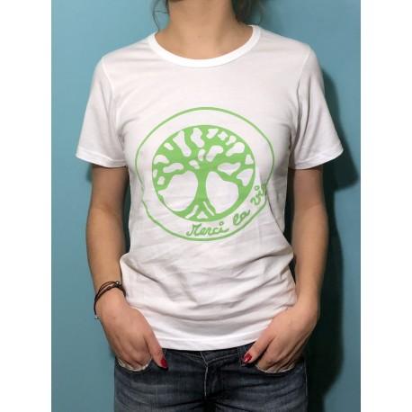 PURE - T-shirt M/C - Logo Vert