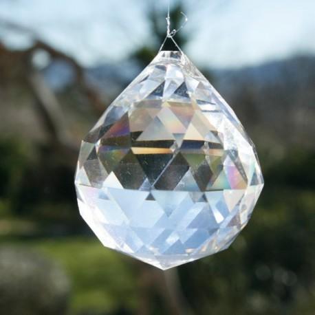 Prisme de cristal
